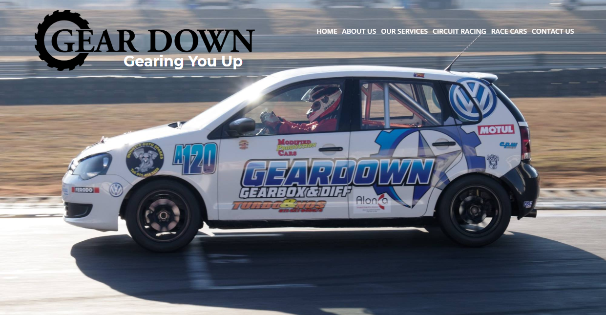 GEARDOWN - Gearbox and Diff